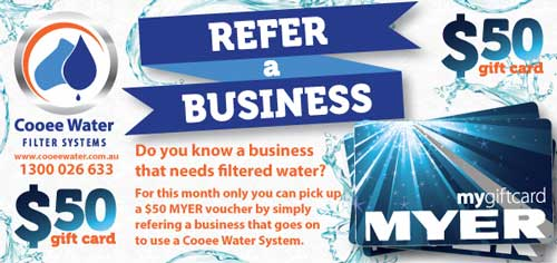Refer A Business